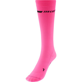 cep Neon Socks Men, różowy
